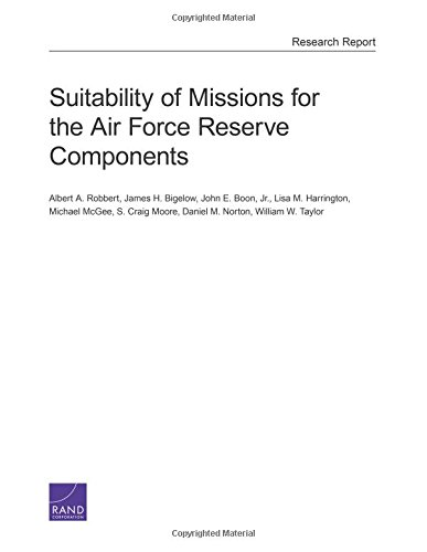 Suitability of Missions for the Air Force: Robbert, Albert A.,