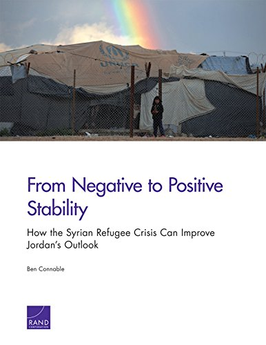 9780833090874: From Negative to Positive Stability: How the Syrian Refugee Crisis Can Improve Jordan's Outlook