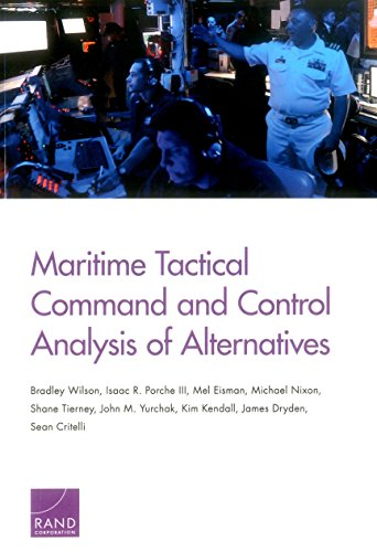 Maritime Tactical Command and Control Analysis of: Bradley Wilson, Isaac