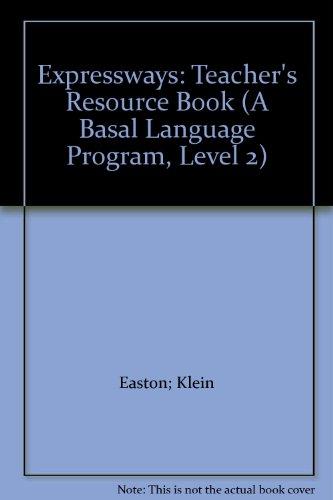 9780833227171: Expressways: Teacher's Resource Book (A Basal Language Program, Level 2)