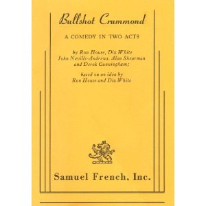 9780833299451: Bullshot Crummond: A Comedy in Two Acts