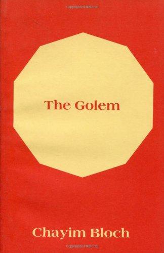Golem : Legends of the Ghetto of Prague: Bloch, Chayim