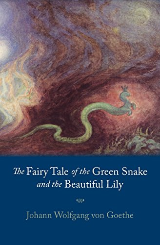 9780833400260: The Fairy Tale of the Green Snake and the Beautiful Lily (Spiritual Literature Library)