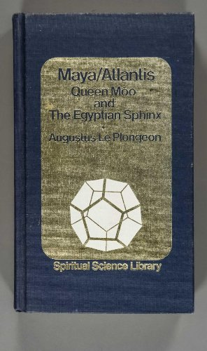 9780833417299: Maya/Atlantis: Queen Móo and the Egyptian Sphinx (Steinerbooks)