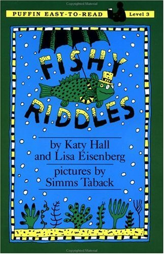 9780833503480: Fishy Riddles (Puffin Easy-To-Read)