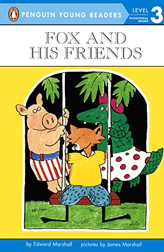 9780833503602: Fox And His Friends (Turtleback School & Library Binding Edition) (Puffin Easy-To-Read)