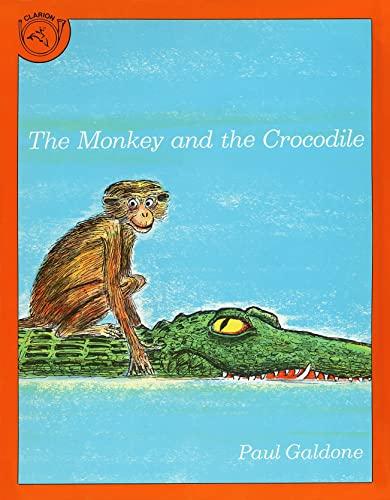 The Monkey And The Crocodile (Turtleback School: Galdone, Paul