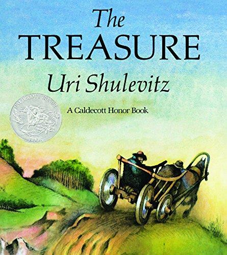 The Treasure (Sunburst Book): Uri Shulevitz