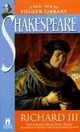 Richard III (Folger Ed.) (New Folger Library: William Shakespeare