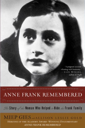 9780833514141: Anne Frank Remembered