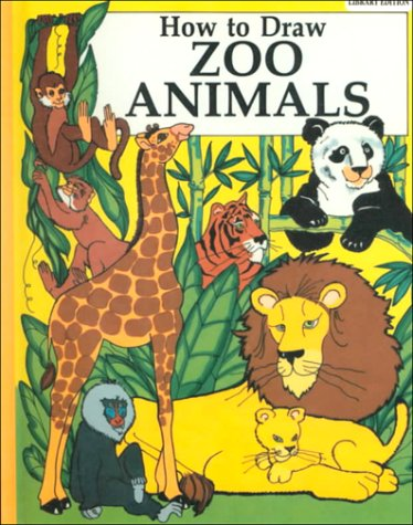 9780833520104: How to Draw Zoo Animals