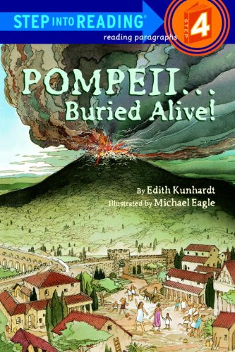 9780833521415: Pompeii--Buried Alive! (Turtleback School & Library Binding Edition) (Step Into Reading: A Step 3 Book)