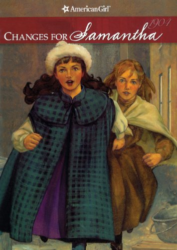 Changes For Samantha (Turtleback School & Library Binding Edition) (American Girls Collection: ...