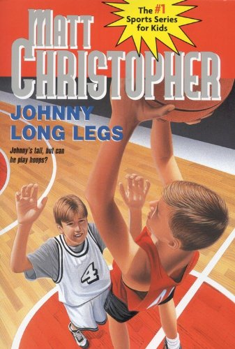 9780833524010: Johnny Long Legs (Turtleback School & Library Binding Edition) (Matt Christopher Sports Classics)