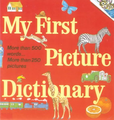 9780833524690: My First Picture Dictionary