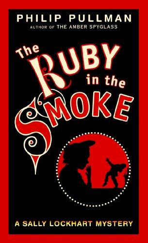 9780833526038: The Ruby In The Smoke (Turtleback School & Library Binding Edition)