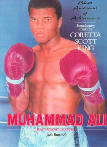 9780833526779: Muhammad Ali (Black Americans of Achievement (Econo-Clad))