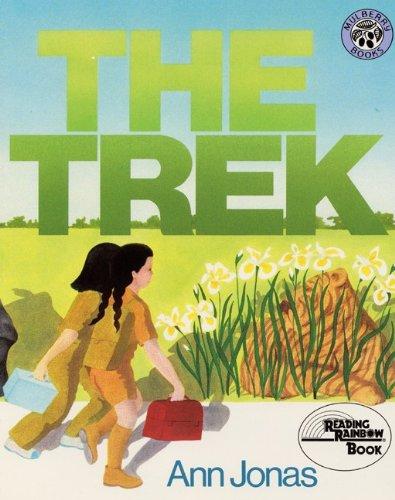 9780833527486: The Trek (Turtleback School & Library Binding Edition) (Reading Rainbow Books)