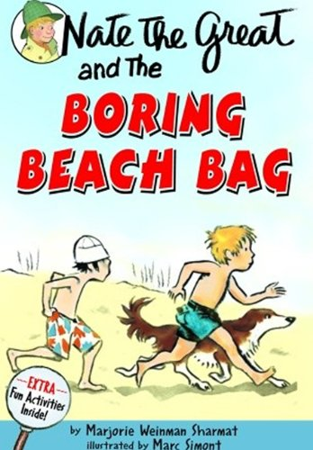 9780833527714: Nate The Great And The Boring Beach Bag (Turtleback School & Library Binding Edition) (Nate the Great Detective Stories)