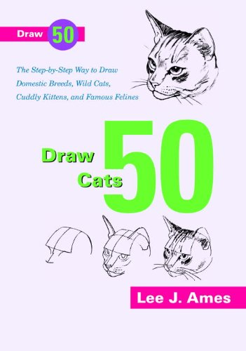9780833528025: Draw 50 Cats