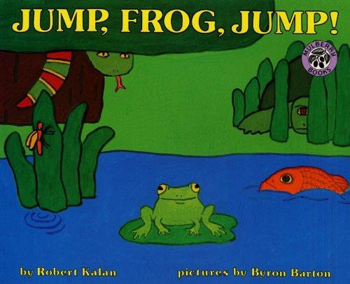 Jump, Frog, Jump! (Turtleback School & Library: Robert Kalan