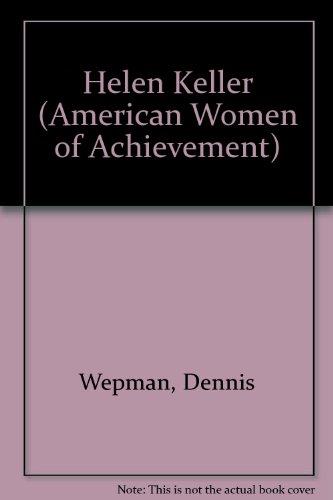 9780833537188: Helen Keller (American Women of Achievement)