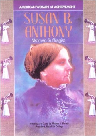 Susan B. Anthony (0833538624) by Barbara Weisberg
