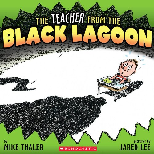 9780833542731: The Teacher From The Black Lagoon (Turtleback School & Library Binding Edition)