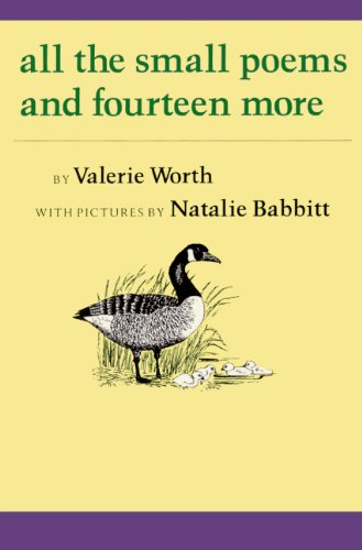 All The Small Poems And Fourteen More: Valerie Worth