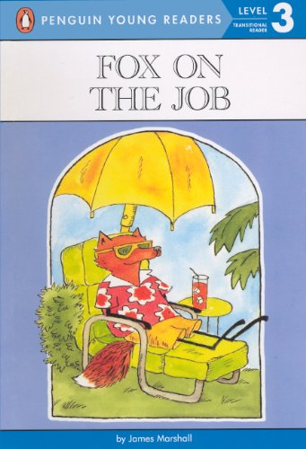 9780833546777: Fox On The Job (Turtleback School & Library Binding Edition) (Puffin Easy-To-Read: Level 3)
