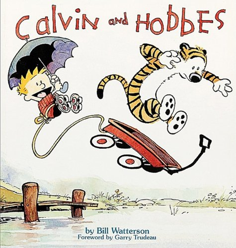 9780833554536: Calvin And Hobbes (Turtleback School & Library Binding Edition)
