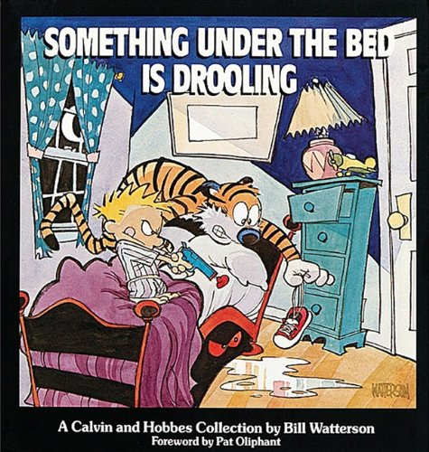 9780833554543: Something Under The Bed Is Drooling (Turtleback School & Library Binding Edition) (Calvin and Hobbes)