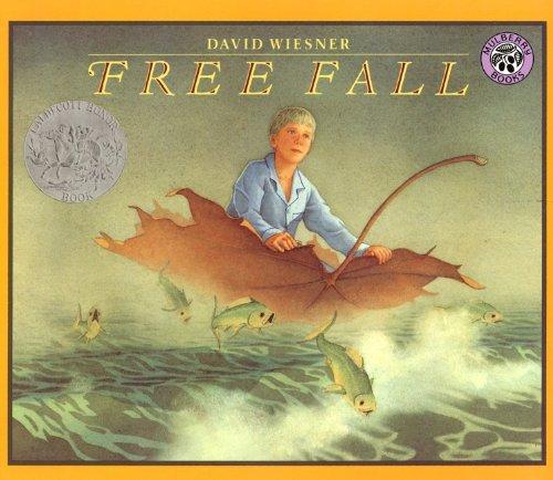 Free Fall: David Wiesner