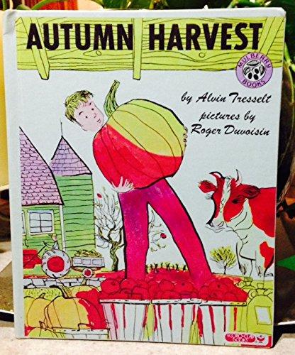 9780833558305: Autumn Harvest by Alvin Tresselt Mulberry Books