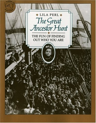 9780833559609: The Great Ancestor Hunt: The Fun of Finding Out Who You Are