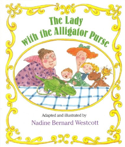 9780833560278: The Lady With The Alligator Purse (Turtleback School & Library Binding Edition) (Sing-Along Stories)
