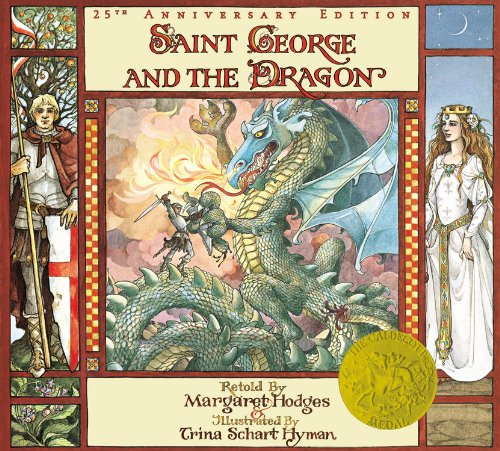 9780833561138: Saint George And The Dragon (Turtleback School & Library Binding Edition)