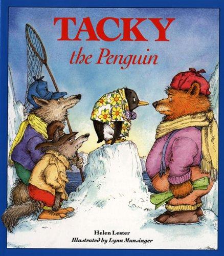 9780833561787: Tacky The Penguin (Turtleback School & Library Binding Edition)