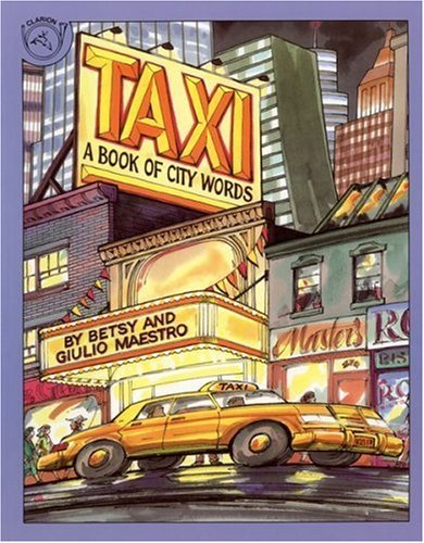 9780833561862: Taxi: A Book of City Words