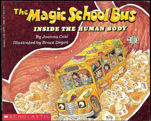9780833563286: The Magic School Bus Inside The Human Body (Turtleback School & Library Binding Edition)