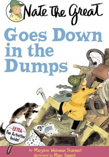 Nate The Great Goes Down In The Dumps (Turtleback School & Library Binding Edition) (Nate the ...