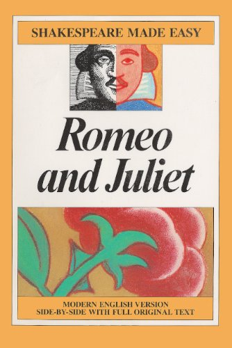 9780833574336: Romeo And Juliet (Turtleback School & Library Binding Edition) (Shakespeare Made Easy)