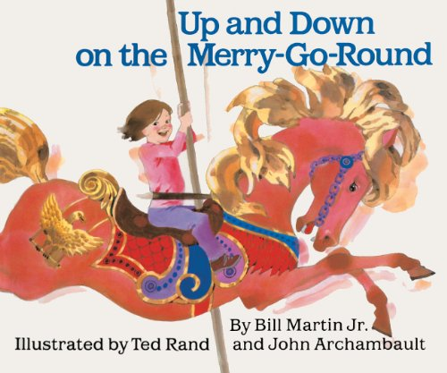 Up And Down On The Merry-Go-Round (Turtleback: Martin, Bill