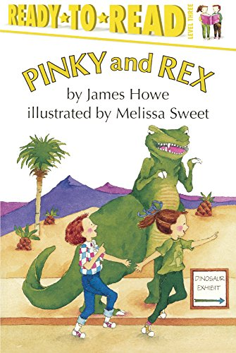 9780833581839: Pinky And Rex (Turtleback School & Library Binding Edition) (Ready to Read)