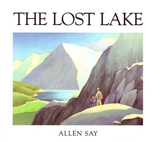 The Lost Lake (0833583964) by Say, Allen
