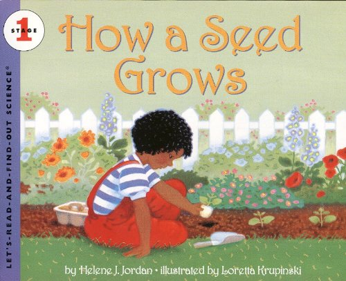 9780833585455: How A Seed Grows (Turtleback School & Library Binding Edition) (Let's-Read-And-Find-Out Science: Stage 1 (Pb))