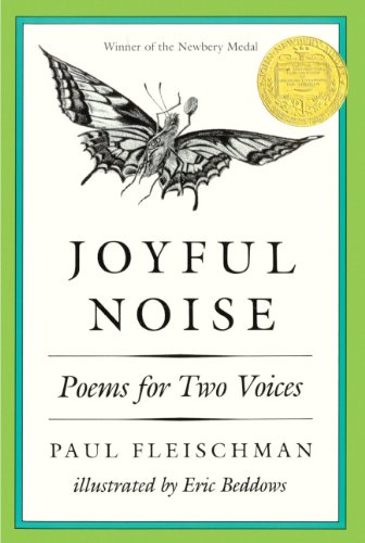 9780833585554: Joyful Noise: Poems For Two Voices (Turtleback School & Library Binding Edition)