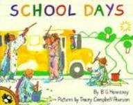 School Days (Picture Puffins) (0833592823) by Hennessy, B. G.