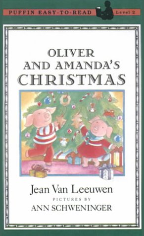 Oliver and Amanda's Christmas (Puffin Easy-To-Read) (9780833592910) by Jean Van Leeuwen