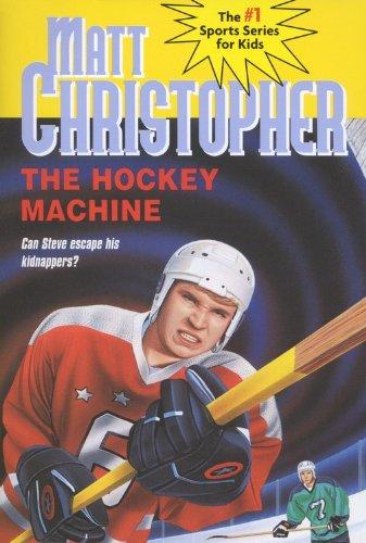 9780833595317: The Hockey Machine (Turtleback School & Library Binding Edition)